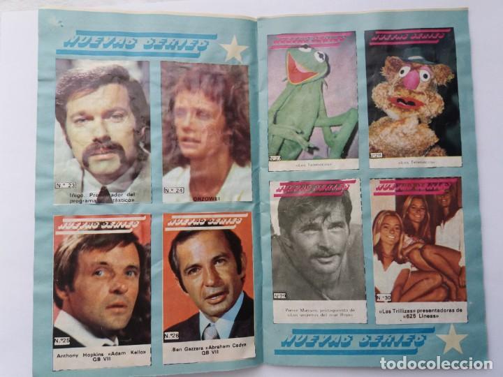 Coleccionismo Álbum: EL ÁLBUM DE LA TELE. REVISTA PRONTO. COMPLETO. 1978. - Foto 6 - 164576318