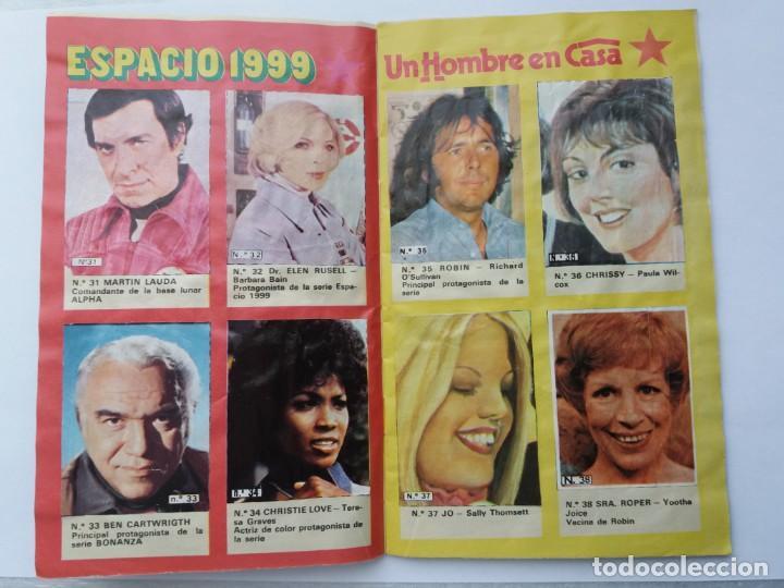 Coleccionismo Álbum: EL ÁLBUM DE LA TELE. REVISTA PRONTO. COMPLETO. 1978. - Foto 7 - 164576318