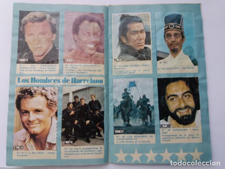 Coleccionismo Álbum: EL ÁLBUM DE LA TELE. REVISTA PRONTO. COMPLETO. 1978. - Foto 8 - 164576318