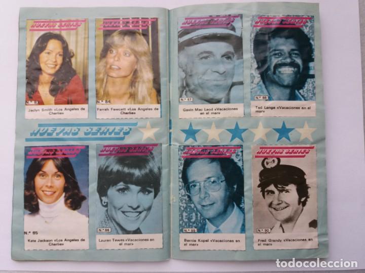 Coleccionismo Álbum: EL ÁLBUM DE LA TELE. REVISTA PRONTO. COMPLETO. 1978. - Foto 14 - 164576318