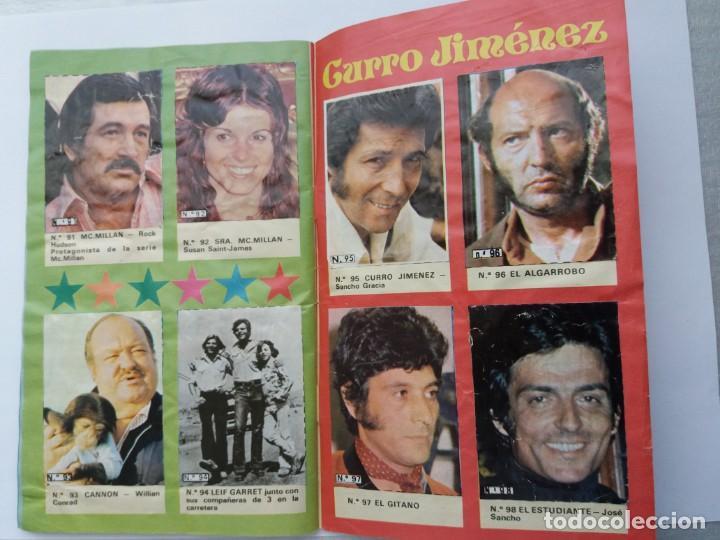 Coleccionismo Álbum: EL ÁLBUM DE LA TELE. REVISTA PRONTO. COMPLETO. 1978. - Foto 15 - 164576318