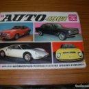 Coleccionismo Álbum: AUTO 1967 COMPLETO 225 CROMOS EDITA BRUGUERA . Lote 164656190