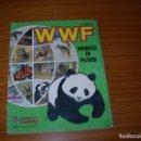 Coleccionismo Álbum: WWF ANIMALES EN PELIGRO COMPLETO 360 CROMOS EDITA PANINI . Lote 164656942