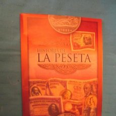 Coleccionismo Álbum: HISTORIA DE LA PESETA BILLETES. Lote 164832354