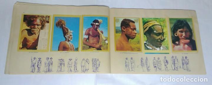Coleccionismo Álbum: Album Didactico Universal - Editorial Navarrete 1978 - 100% completo - Foto 3 - 164876850