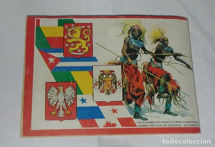 Coleccionismo Álbum: Album Didactico Universal - Editorial Navarrete 1978 - 100% completo - Foto 5 - 164876850
