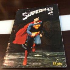 Coleccionismo Álbum: ÁLBUM SUPERMÁN 2 COMPLETO FOTOS TODOS LOS CROMOS. Lote 164887878