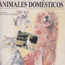 Coleccionismo Álbum: ANIMALES DOMÉSTICOS. COMPLETO. Lote 164916034