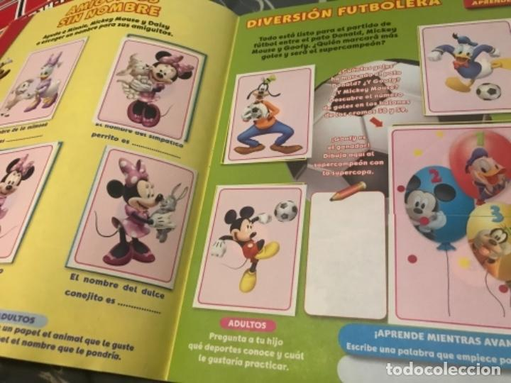 Coleccionismo Álbum: ALBUM CROMOS DISNEY PLAHOUSE PANINI COMPLETO - Foto 6 - 164972282