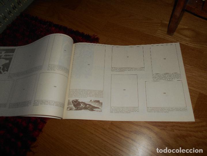 Coleccionismo Álbum: Álbum Maga - Ciencias PLANCHA NUEVO SIN CROMOS Editorial Maga 1971 - Ver fotos en el interior - Foto 5 - 165093270