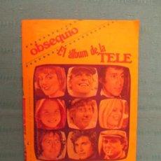 Coleccionismo Álbum: PRONTO EL ALBUM DE LA TELE. Lote 165144310