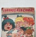 Coleccionismo Álbum: ALBUM CROMOS VAMOS A LA CAMA. Lote 165200966