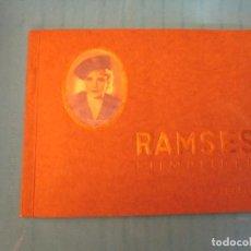 Coleccionismo Álbum: RAMSES FILMBILDER ALBUM 3. Lote 165285914