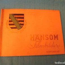 Coleccionismo Álbum: HANSOM FILMBILDER . Lote 165290202