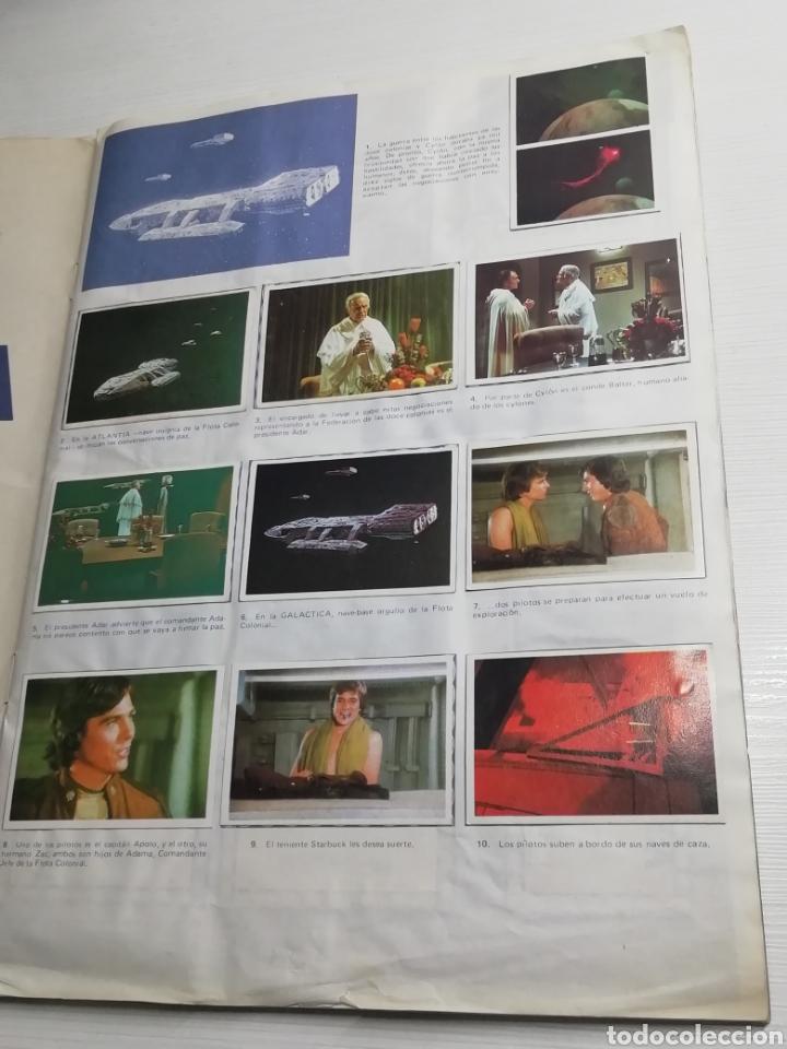 Coleccionismo Álbum: Album GALACTICA Completo 243 cromos.. Año 1979.. - Foto 3 - 165681628
