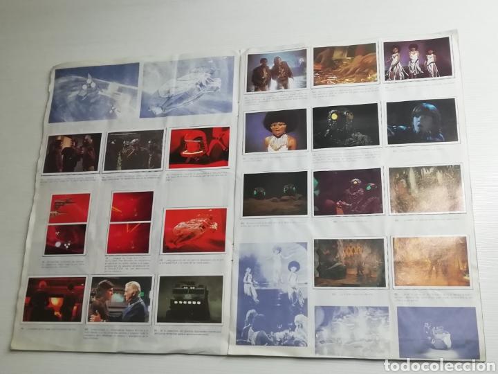 Coleccionismo Álbum: Album GALACTICA Completo 243 cromos.. Año 1979.. - Foto 5 - 165681628
