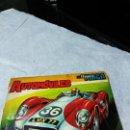 Coleccionismo Álbum: AUTOMÓVILES ALBUM CROMOS MAGA COMPLETO . Lote 165785610