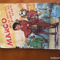Coleccionismo Álbum: MARCO DE LOS APENINOS A LOS ANDES SEGUNDA PARTE. Lote 166667090