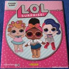 Coleccionismo Álbum: LOL SURPRISE! - PANINI ¡COMPLETO E IMPECABLE!. Lote 166785706