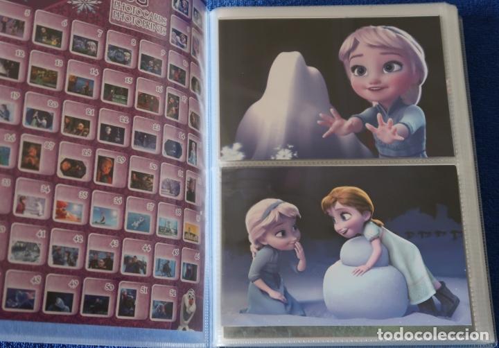 Coleccionismo Álbum: Frozen - Sueños de Hielo - PANINI ¡Completo e impecable! - Foto 2 - 166786114