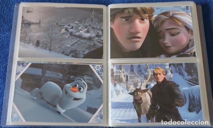 Coleccionismo Álbum: Frozen - Sueños de Hielo - PANINI ¡Completo e impecable! - Foto 3 - 166786114