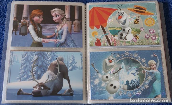 Coleccionismo Álbum: Frozen - Sueños de Hielo - PANINI ¡Completo e impecable! - Foto 4 - 166786114