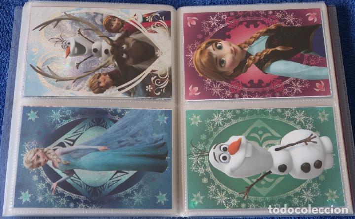 Coleccionismo Álbum: Frozen - Sueños de Hielo - PANINI ¡Completo e impecable! - Foto 5 - 166786114