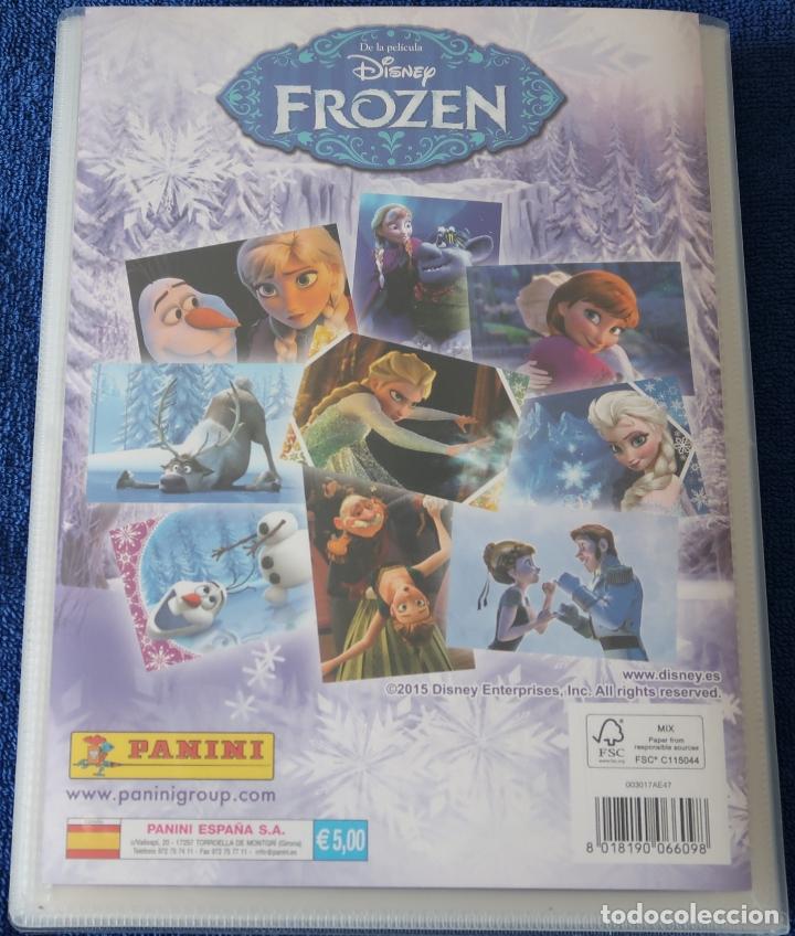 Coleccionismo Álbum: Frozen - Sueños de Hielo - PANINI ¡Completo e impecable! - Foto 6 - 166786114