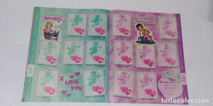 Coleccionismo Álbum: Album Amor Es.. Editorial Navarrete 1998 - 100% Completo - Foto 4 - 166915596