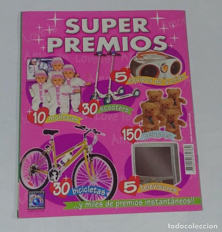Coleccionismo Álbum: Album Amor Es.. Editorial Navarrete 1998 - 100% Completo - Foto 5 - 166915596