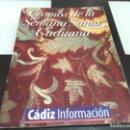 Coleccionismo Álbum: CROMOS DE LA SEMANA SANTA GADITANA ( ENVÍO INCLUIDO ). Lote 166922892