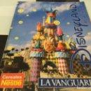 Coleccionismo Álbum: DISNEYLAND PARIS ( LA VANGUARDIA ) ENVIO INCLUIDO. Lote 166924960