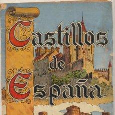 Coleccionismo Álbum: CASTILLOS DE ESPAÑA. CASULLERAS 1957. COMPLETO 144 CROMOS. Lote 167115404