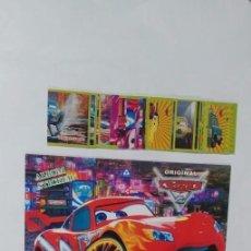 Coleccionismo Álbum - Album Cars 2 - Editorial Quito - 100% Completo - 167462096