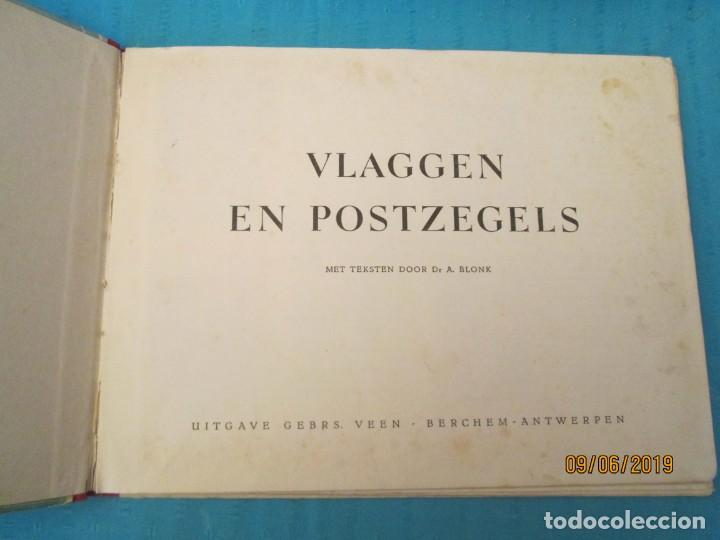 Coleccionismo Álbum: VLAGEN EN POSTZEGELS - Foto 2 - 167561592