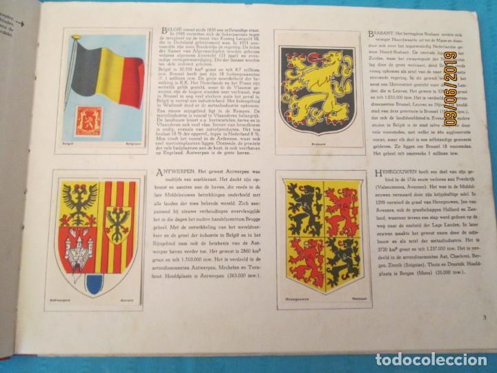 Coleccionismo Álbum: VLAGEN EN POSTZEGELS - Foto 3 - 167561592