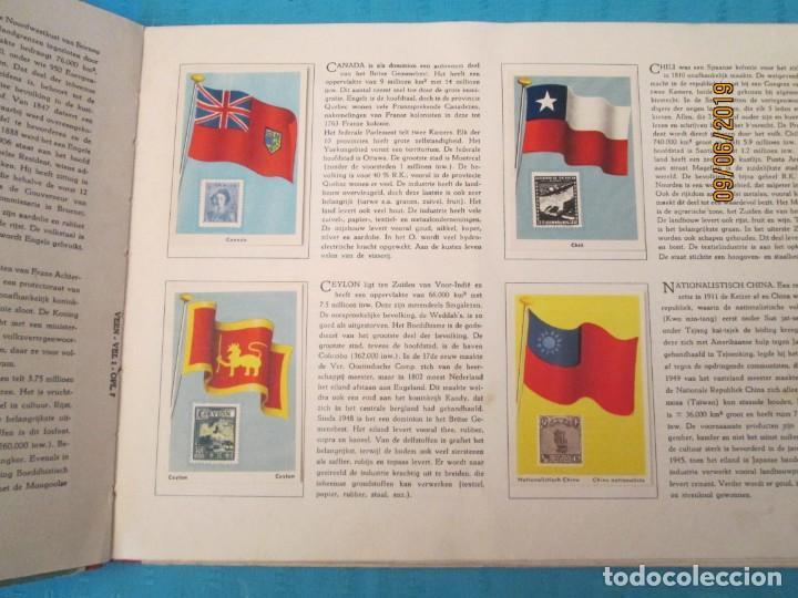 Coleccionismo Álbum: VLAGEN EN POSTZEGELS - Foto 4 - 167561592