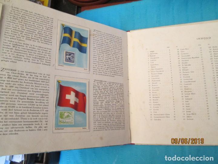 Coleccionismo Álbum: VLAGEN EN POSTZEGELS - Foto 7 - 167561592