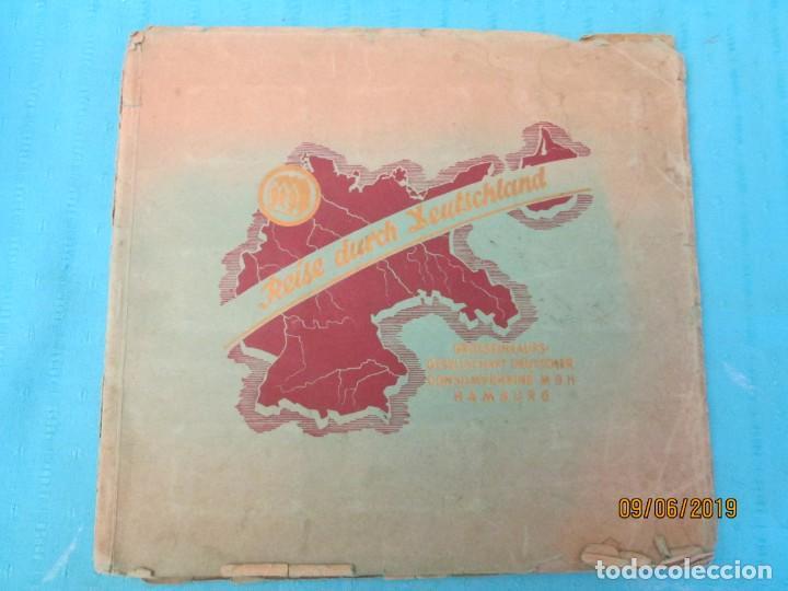 REISE DURCH DEUTSCHLAND (Coleccionismo - Cromos y Álbumes - Álbumes Completos)