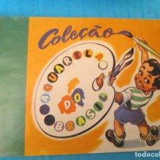 Coleccionismo Álbum: AQUARELA DO BRASIL. Lote 167590972