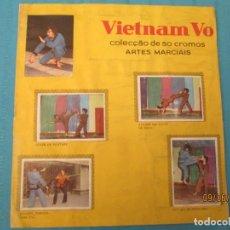 Coleccionismo Álbum: VIETNAM VO ARTES MARCIAIS. Lote 167593212