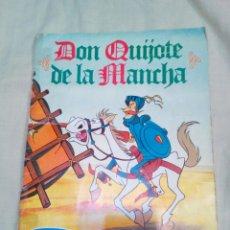 Coleccionismo Álbum: ALBUM DANONE DON QUIJOTE DE LA MANCHA COMPLETO. Lote 167626401