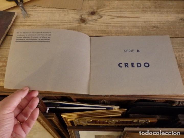 Coleccionismo Álbum: ALBUM SELLOS CATEQUISTICOS DE AHORRO INFANTIL CAJA DE AHORROS PROVINCIAL SEVILLA GRAFICAS LERCHUNDI - Foto 3 - 167979628