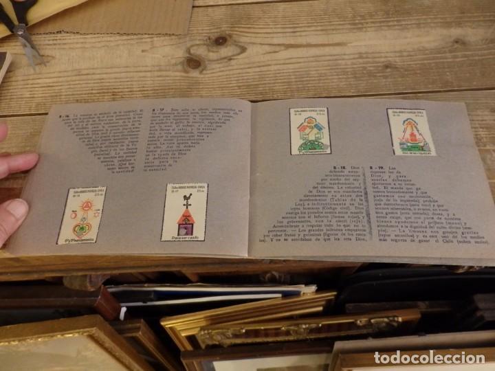 Coleccionismo Álbum: ALBUM SELLOS CATEQUISTICOS DE AHORRO INFANTIL CAJA DE AHORROS PROVINCIAL SEVILLA GRAFICAS LERCHUNDI - Foto 12 - 167979628