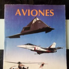 Coleccionismo Álbum: ÁLBUM CROMOS AVIONES PANINI. Lote 168008220