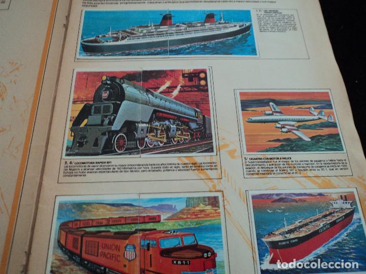Coleccionismo Álbum: TECNICA Y ACCIÓN, 1980, ÁLBUM COMPLETO, EDICIONES ESTE - Foto 3 - 168038816