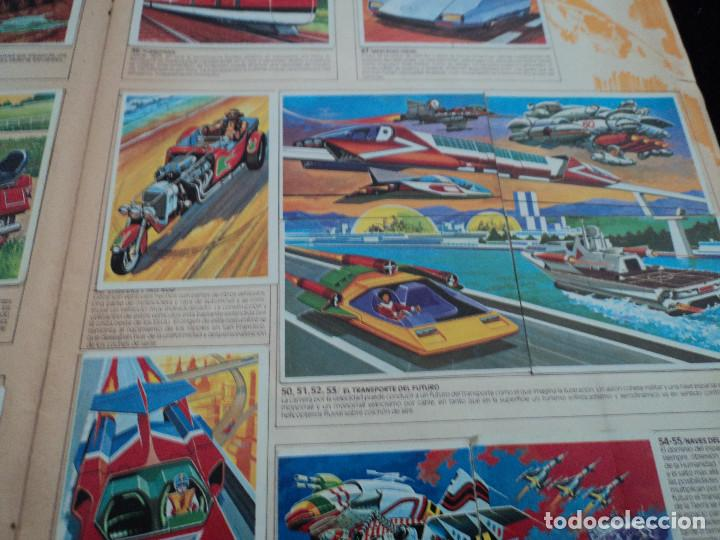 Coleccionismo Álbum: TECNICA Y ACCIÓN, 1980, ÁLBUM COMPLETO, EDICIONES ESTE - Foto 4 - 168038816