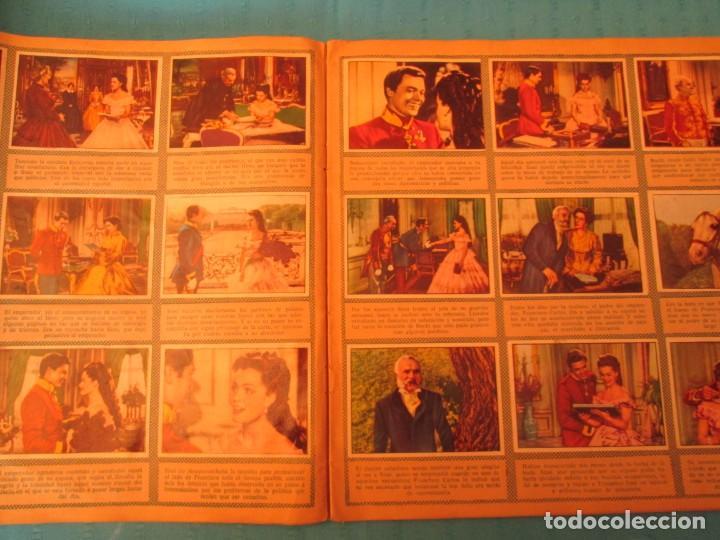 Coleccionismo Álbum: SISSI EMPERATRIZ - Foto 4 - 168135500