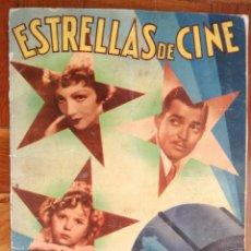 Coleccionismo Álbum: ALBUM DE CROMOS ESTRELLAS DE CINE AÑO 1936 DE LA CASA NESTLE - ALBUM COMPLETO CON 100 CROMOS. Lote 168233720