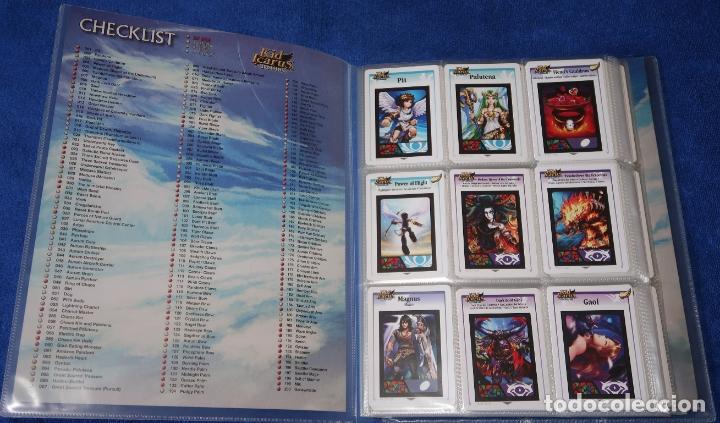 Coleccionismo Álbum: Kid Icarus Uprising - Nintendo 3DS - PANINI (2012) ¡Colección completa! - Foto 2 - 168385088